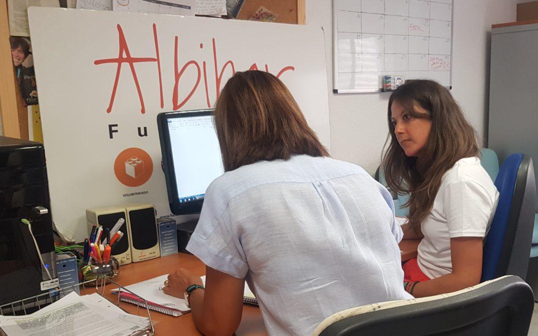 Nuevo proyecto de inserción laboral con la financiación de Bankia y Cajagranada Fundación