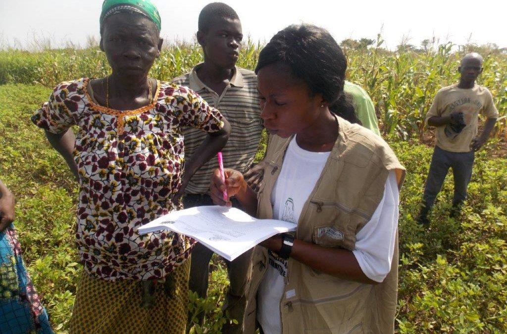 La Fundación Albihar  garantiza la seguridad alimentaria de familias refugiadas  centroafricanas y de acogida en el norte de la provincia de la República Democrática del Congo. (Provincia del Ecuador)