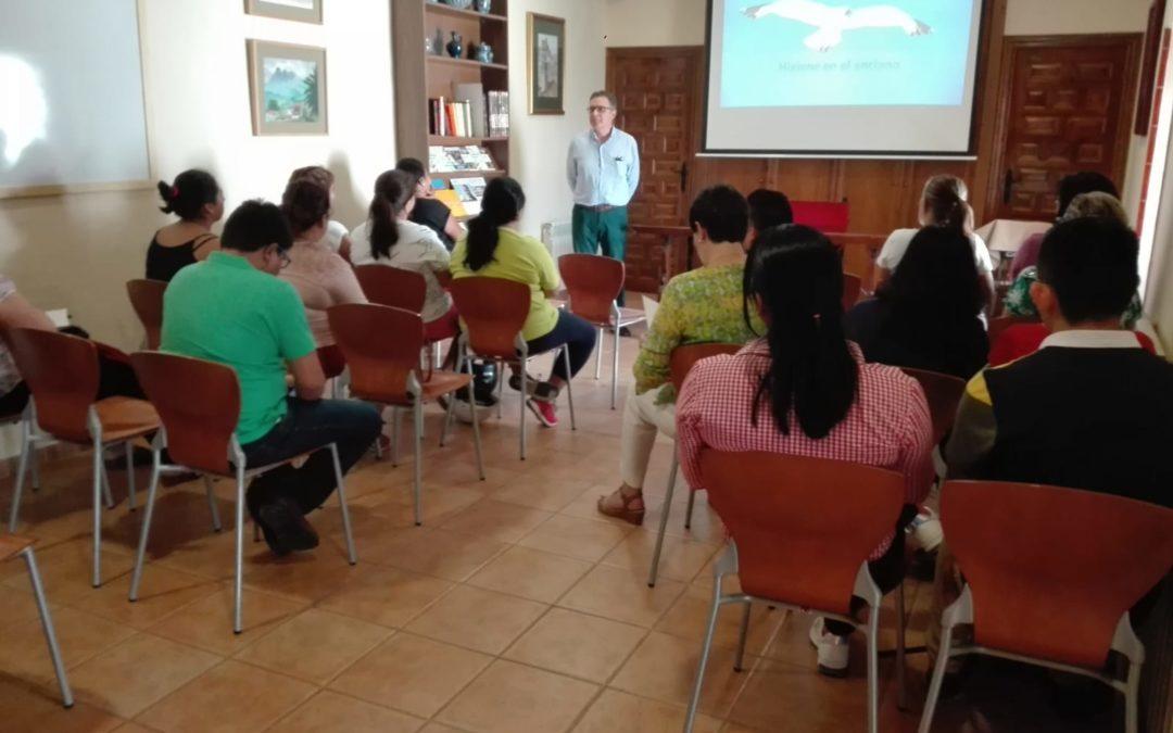 Arrancan los talleres formativos con la financiación de Bankia y CajaGranada Fundación