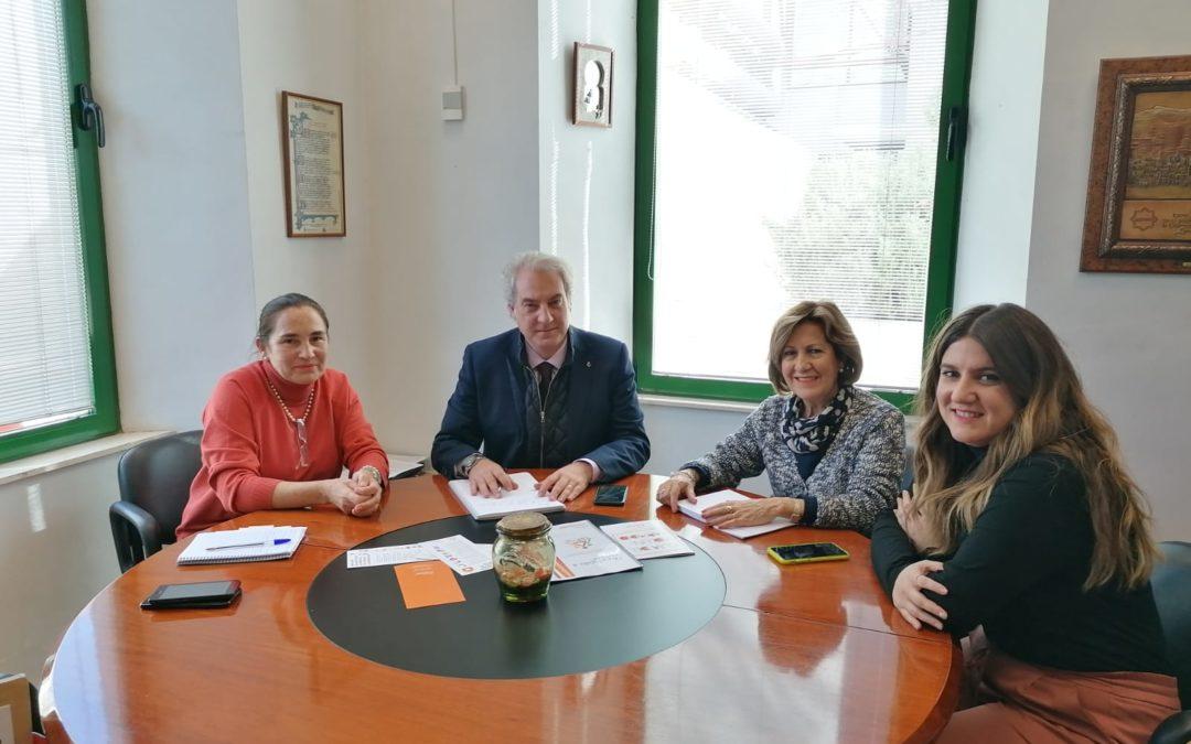 Reunión con el Delegado de Asuntos Sociales