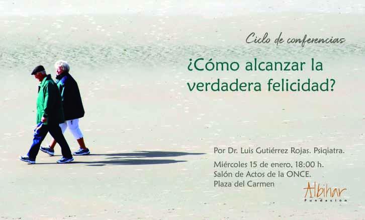 El Dr. Luis Gutiérrez Rojas dictará una conferencia el 15 de enero