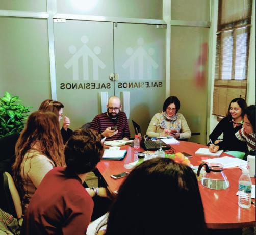 La CAONGD plantea nuevas actividades de Educación para el Desarrollo