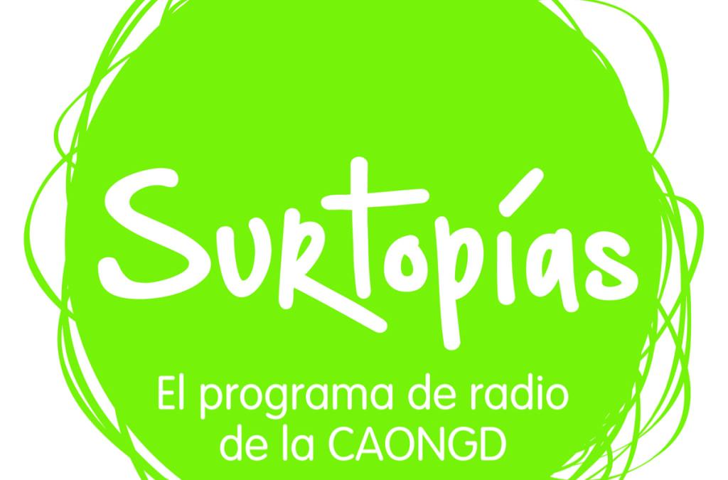Albihar en el programa de radio Surtopías