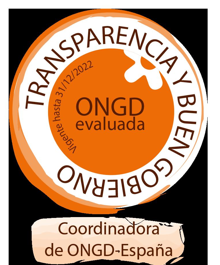 ONGD Evaluada - Transparencia y buen gobierno