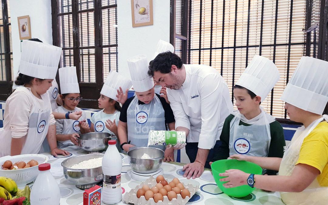 I Concurso de cocina infantil en el Ave María