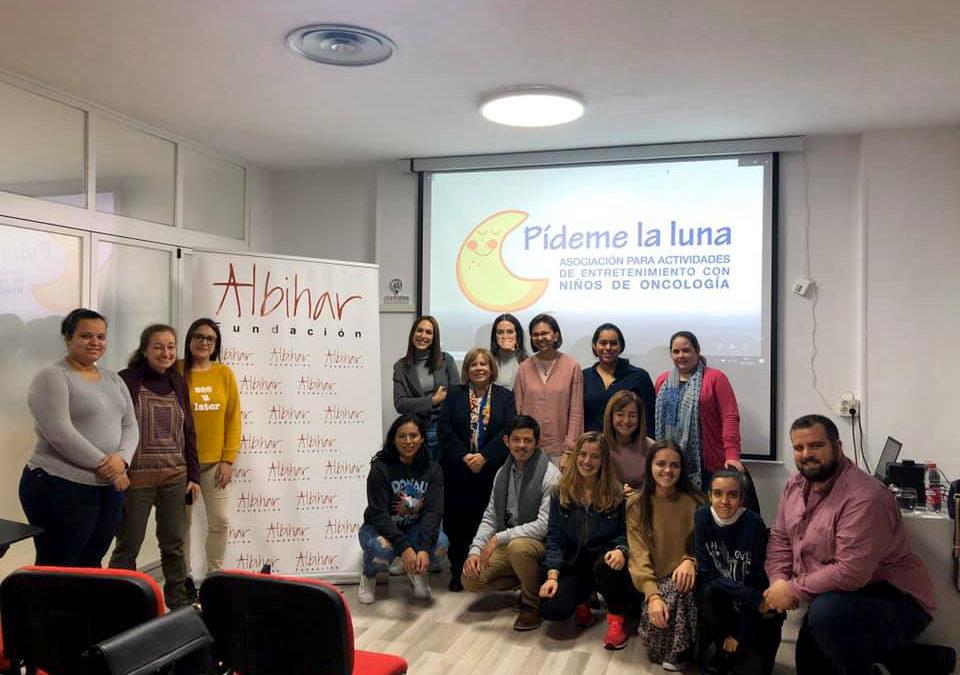 Una conferencia sobre la experiencia solidaria cierra el ciclo «Jóvenes como tú»